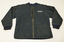 Ecko Teenage Boys Size Xl (18) Blue Denim Coat with Lininng Great Condition