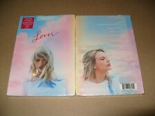 Taylor Swift Lover Journal 3 Edition CD CD Has 2 Bonus Audio Memos Collection