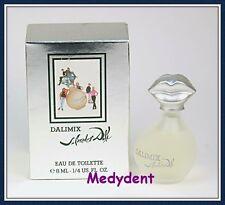 DALIMIX BY SALVADOR DALI EAU DE TOILETTE 8 ML /  1/4 OZ FOR MEN NIB