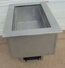 Refrigerated Cold Food Well Apw Wyott Cw-1 1 Pan Drop In 115V