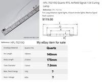 High Voltage Quartz Xenon Flash Tube Camera Laser YAG Ruby