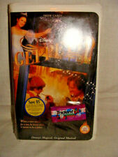 """Walt Disney """"GEPPETTO"""" (VHS, 2000) - NEW Clamshell"""