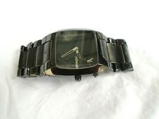 Nixon COUNT IT THE BANKS men's watch AS IS PARTS OR REPAIR