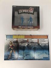 Kickstarter EXCLUSIVE Zombicide Mini NIKKI GATOR WRANGLER Promo Penny Big Bang