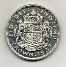 More details for 1937 proof crown, george vi