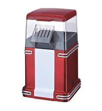 No Oil Electric Hot Air Popcorn Maker Retro Pop Corn Making Machine Kids Party
