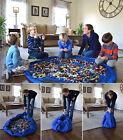 Large Portable Child Toy Organizer Storage Bag Mat For Lego Rug Box 150CM