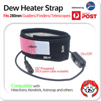 Dew Heater Band / Strap for 280mm Guider, Finder or Telescope (34″ / 88cm long)