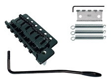 PONTE BRIDGE TREMOLO PER CHITARRA TIPO FENDER STRATOCASTER NERO BOSTON T-230-B