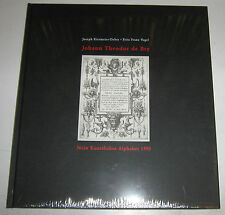 Johann Theodor de Bry - Neiw Kunstliches Alphabet 1595