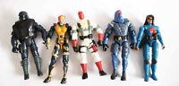 "Gi Joe Action Figures Collection 3,75"" scale Hasbro toys"