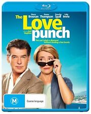 *New & Sealed* The Love Punch (Blu-ray, 2015) Pierce Brosnan, Emma Thompson