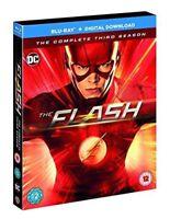 The Flash Season 3 Blu-Ray NEW BLU-RAY (1000637458)