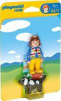 6977 playmobil 1 2 3 * Frau mit Hund * für Kinder ab 1½ Jahren / 18 Monate NEU