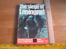 Ballantines Illustrated History of the Violent Century battle book 5 Leningrad