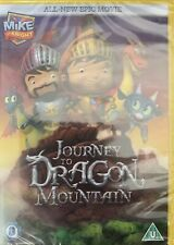Mike The Knight Journey To Dragon Mountain New Sealed DVD