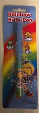 Vintage Hallmark Rainbow Brite Pen in packaging