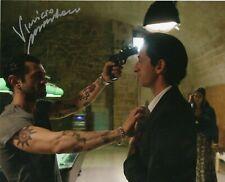 Vinicio Marchioni THIRD PERSON Foto Autografata Autografo Signed Cinema ITP