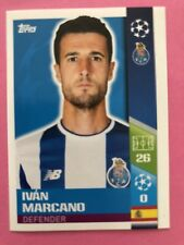 CHAMPIONS LEAGUE 2017 18 TOPPS - N. 315 IVAN MARCANO FC PORTO NEW