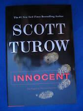 Innocent by Scott Turow SIGNED 2010 1st/1st HCDJ Brand New!!
