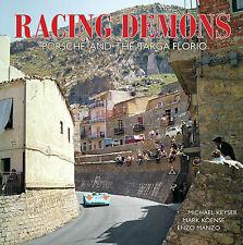 Racing Demons - Porsche and the Targa Florio SIGNED by TARGA WINNER VIC ELFORD