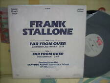 "a941981 Frank Stallone Remix 12"" Far from over"