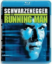 THE RUNNING MAN OUT OF PRINT -- NEW BLU-RAY -- I SHIP BOXED
