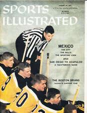 Jan 28 1957 Boston Bruins no label Sports Illustrated SIMisc1