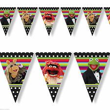 Birthday, Child Plastic 1-5 m Party Buntings