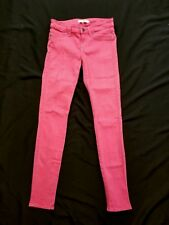 Rich & Skinny Women's Pink Legacy Skinny Jeans Size 26