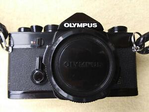 Olympus OM-1 35mm Film SLR Camera - Very good condition - Full CLA by OM Doktor