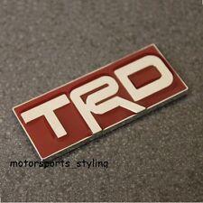 Trd coche insignia emblema Toyota Mr2 Celica Yaris Starlet Auris T Botas Deportivas ala 91r