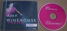 AMY WINEHOUSE Frank UK Debut Album CD Indie Britpop JAZZ INDIE ROCK POP SOUL