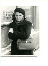 Lisa Eichhorn The Wall Warsaw Ghetto CBS TV Original Movie Press Photo