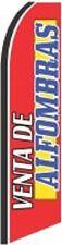 Venta De Alfombras Standard Size  Swooper Flag  sign pk of 2
