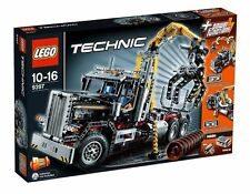 lego technic logging truck 9397 NEW