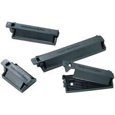 HellermannTyton 151-15300 FKH30A-HIR-BK-C1 Flachband Kabelhalter