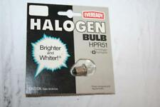 Eveready HPR51 Halogen Bulb for Flashlights 5D New Old Stock