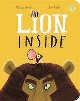 The Lion Inside: Board Book by Bright, Rachel, NEW Book, FREE & Fast Delivery, (