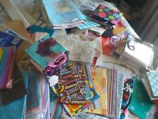 Gift bags tissue paper gift wrap bundle recycled some new loads