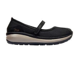 Joya Shoes Natalie Black UK 4 EUR 37 Women's Mary Jane. Ex sample.