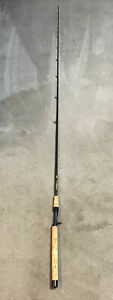 G-Loomis IMX MBR 844c 7 ' 12/20lb Heavy Fast Action Fishing Rod Lot F45