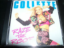 Collette Raze The Roof Ultra Rare Australian CD Ft Ring My Bell & All I Wanna Do