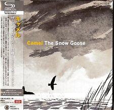 CAMEL -THE SNOW GOOSE (2013 VERSION)-JAPAN 2 MINI LP SHM-CD Ii98