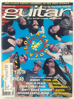 Guitar For The Practicing Musician Magazine Vintage December 1992 Lollapalooza