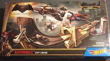 Hot Wheels Batman V Superman Dawn of justice  City Chase Track