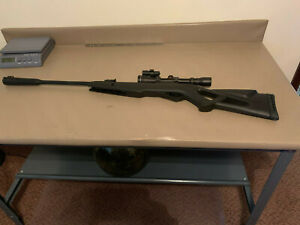 Gamo Whisper VH with Scope and accessories