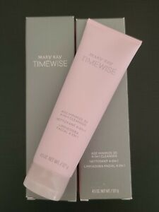 Mary Kay TimeWise Age Minimize 3D 4 in 1 Cleanser Combination Oily FRESH in Box