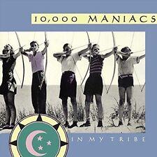 10,000 MANIACS - IN MY TRIBE - VINYL - NEW