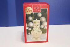 Lenox American by Design Happy Holly Days Snowman Votive Nib